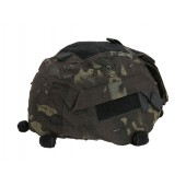 EMERSON MICH HELMET COVER FOR MICH 2000 MULTICAM BLACK