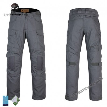 EMERSON ASSAULT PANTS WOLF GREY