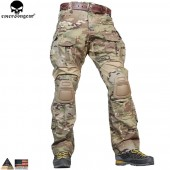 EMERSON G3 COMBAT PANTS ADVANCED VERSION 2017 MULTICAM