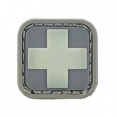 EMERSON MEDIC SQUARE PVC PATCH Nº2