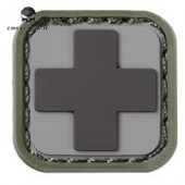 EMERSON MEDIC SQUARE PVC PATCH Nº7
