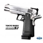 TOKYO MARUI Hi-CAPA 5.1 STAINLESS MODEL