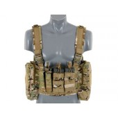 8FIELDS ENHANCED PATROL CHEST RIG MULTICAM