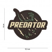 ACM PATCH PVC PREDATOR MULTICAM