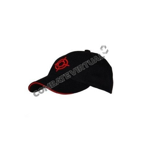 FOSTEX BASEBALL CAP RED LOGO