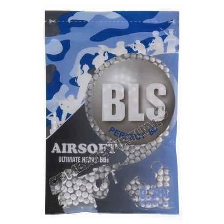 BLS BULLETS BIO ULTIMATE HEAVY 0.36G 1000BBS - WHITE