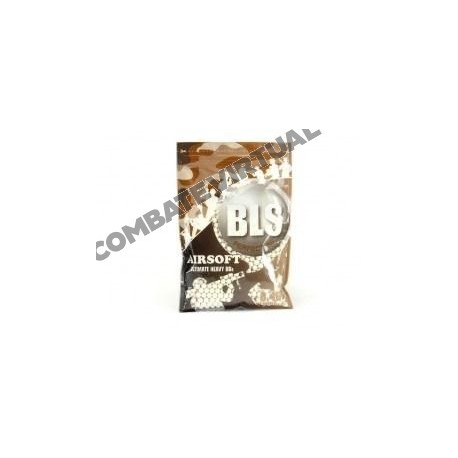 BLS BULLETS BIO ULTIMATE HEAVY 0.40G 1000BBS - WHITE